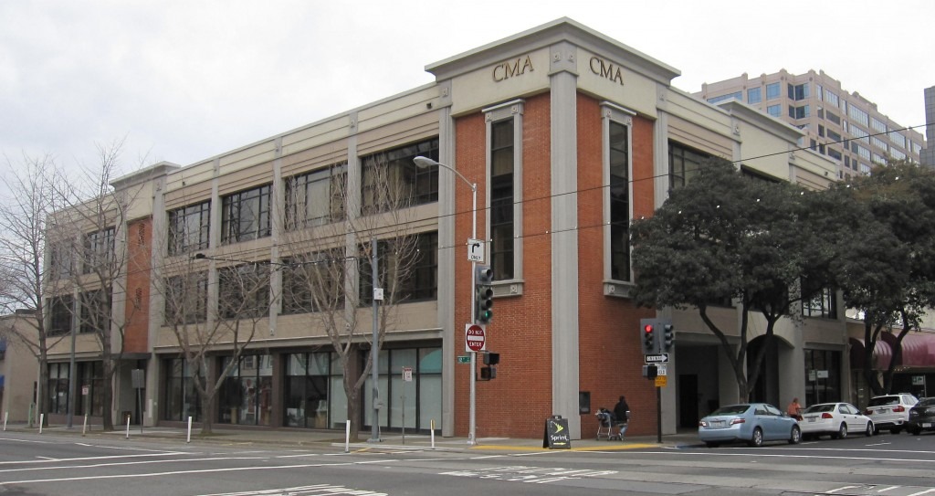 California Medical Association Building, Sacramento (from Don Lyman, MD)