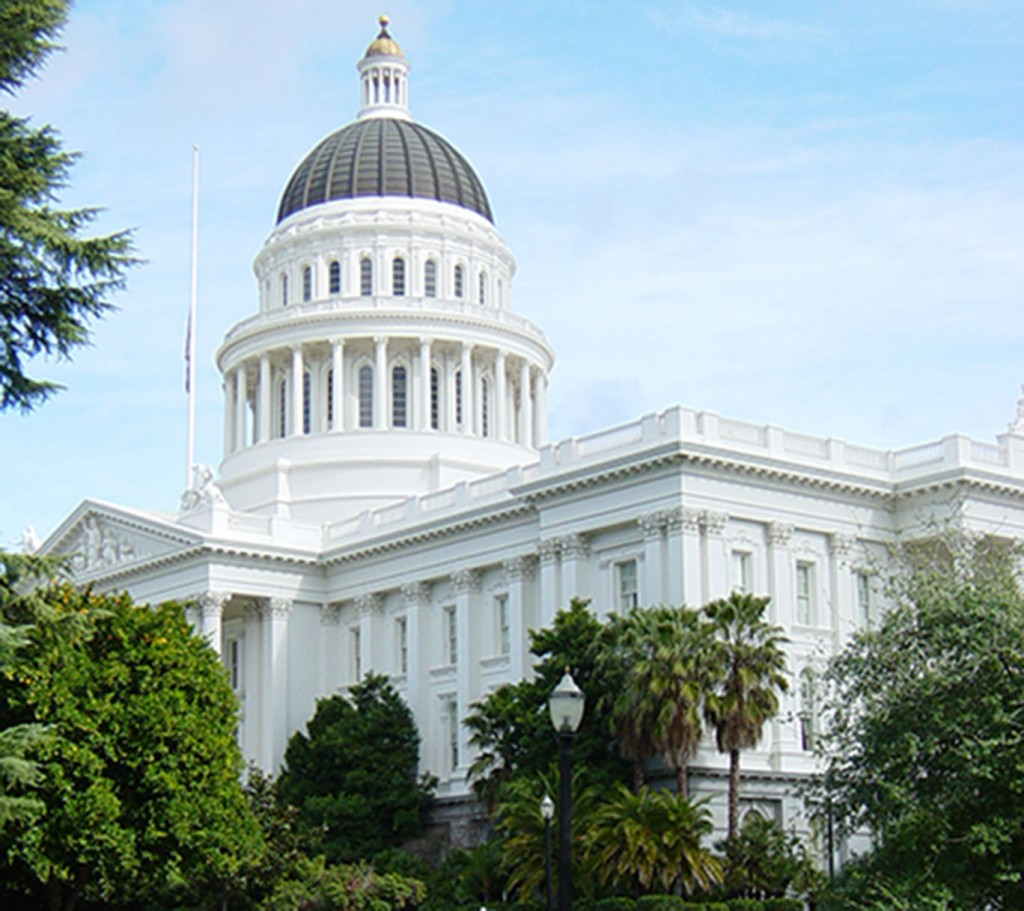 California State Capitol, Sacramento (from C. Peck MD)
