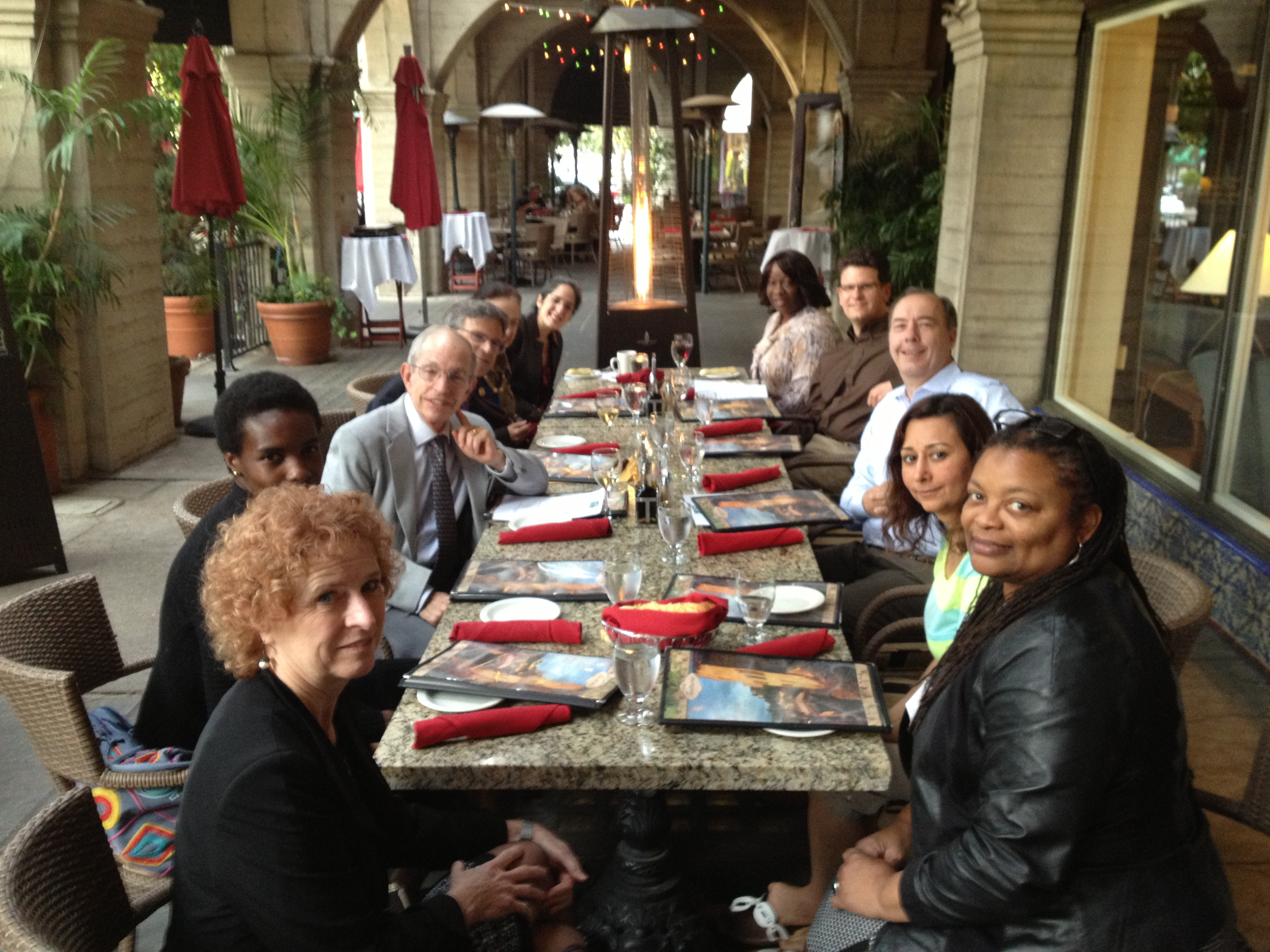 CAPM Meeting at Mission Inn, Riverside, April 17, 2014